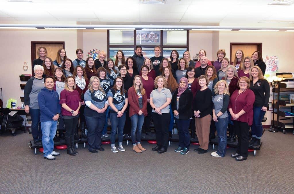 Black Rock Elementary Staff